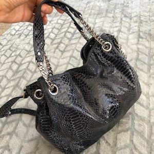 Michael Kors Bags - Snake skin Michael Kors purse